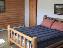 The Augsburg Room, Fish Creek House | Horse-Friendly B&B | Whitehall, MT