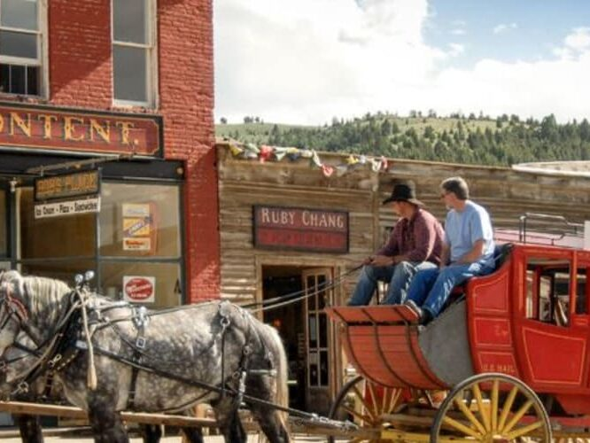 Have a Ghostly Time, Fish Creek House   Horse-Friendly B&B   Whitehall, MT